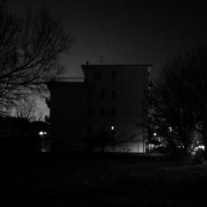 I paesaggi del bianco e del nero