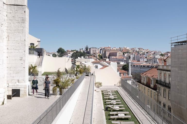 Lisbona, la città chiara.
